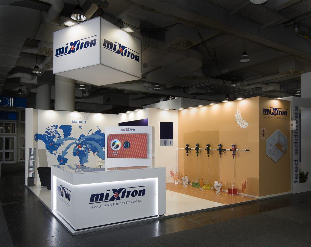 Mixtron - EuroTier 2018 Hannover