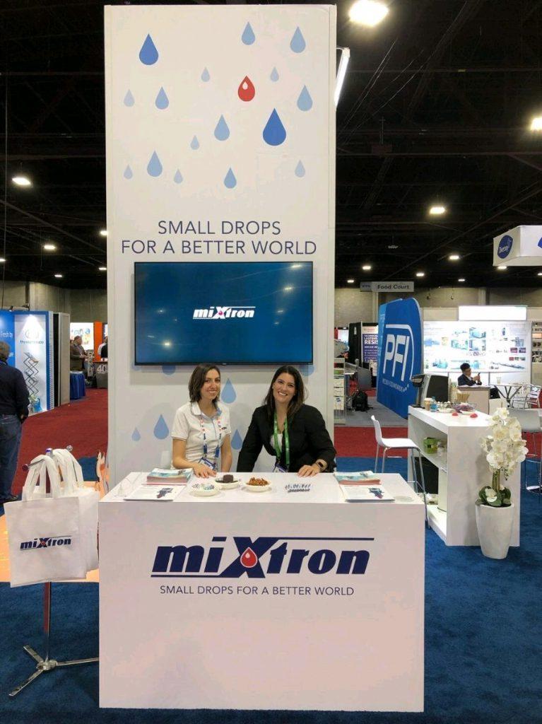 Mixtron IPPE 2019 Atlanta