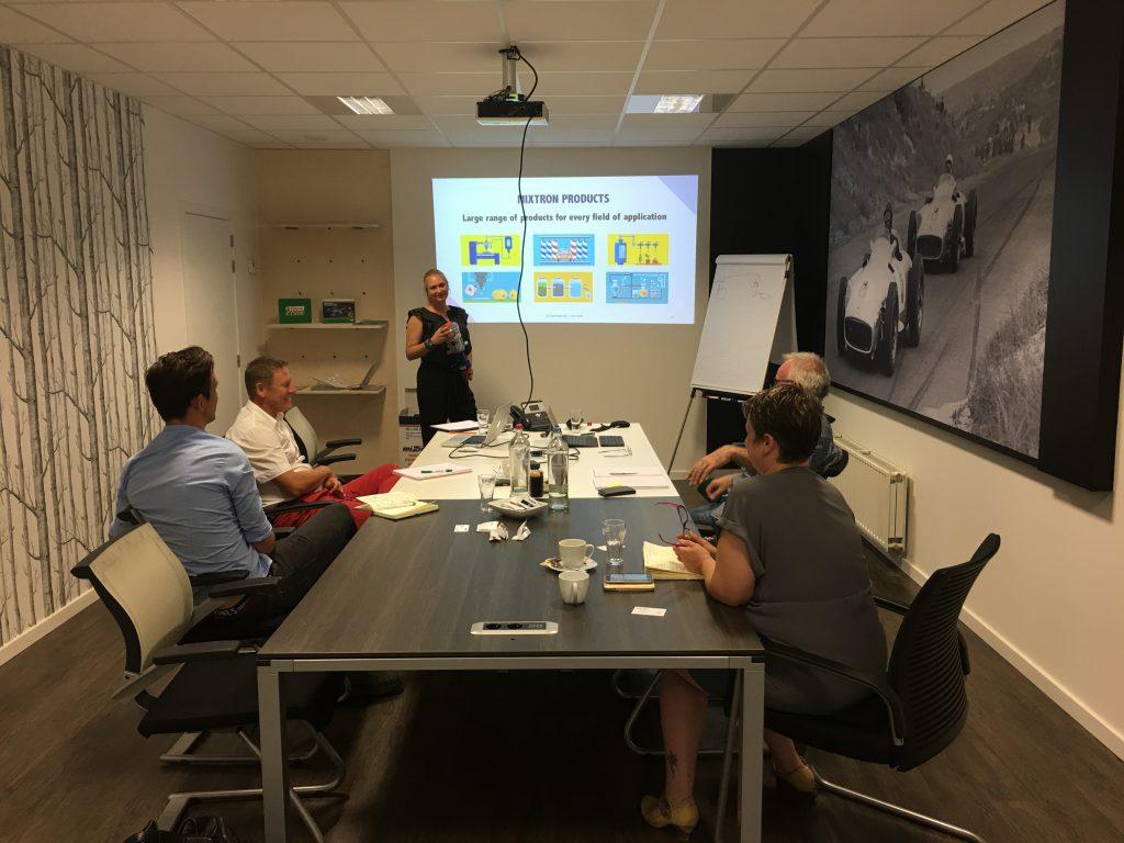 Mixtron - Training Belgium 2018