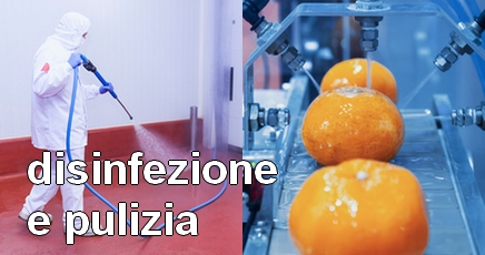 Mixtron Disinfezione Pulizia