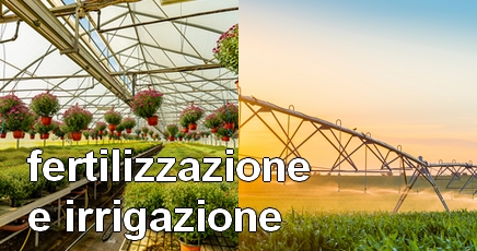 Mixtron Fertilizzazione Irrigazione
