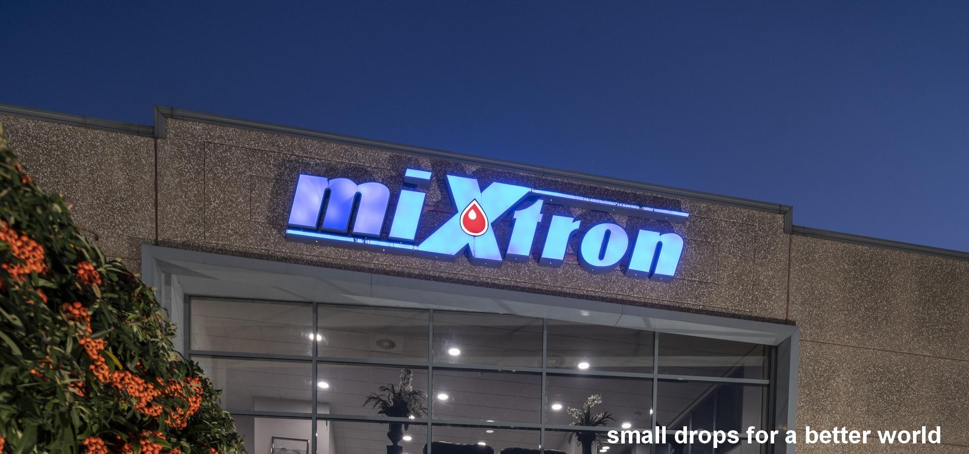 Mixtron Azienda Slogan