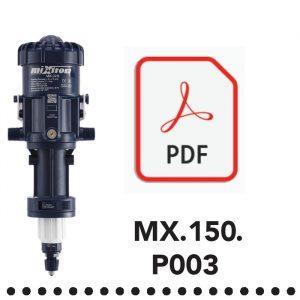 Black-Model-MX150-P