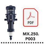 Black-Model-MX250-P