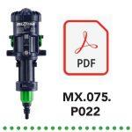 Green-Model-MX075-2P