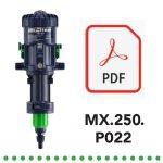 Green-Model-MX250-2P