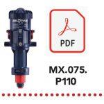 Model-MX075-P