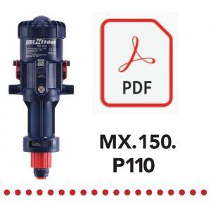 Model-MX150-P