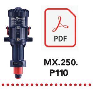 Model-MX250-P