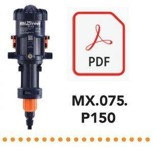 Orange-Model-MX075-P