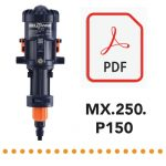 Orange-Model-MX250-P