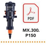 Orange-Model-MX300-P