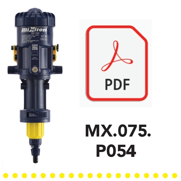 Yellow-Model-MX075-P