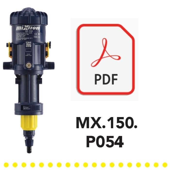 Yellow-Model-MX150-P