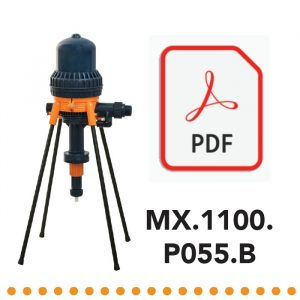 Dosatore Model-MX1100-P055.B