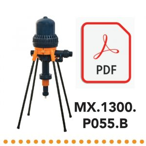 Dosatore Model-MX1300-P055.B