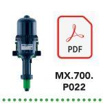 MX700-P022