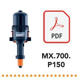 MX700-P150
