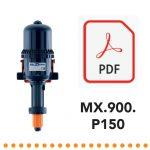 MX900-P150